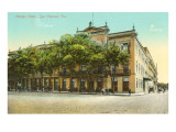 Menger Hotel, San Antonio, Texas Prints
