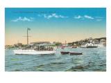 Little Narragansett Bay, Watch Hill, Providence, Rhode Island Poster