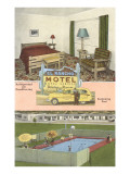 El Rancho Motel Prints