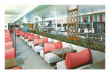 Interior, Retro Cafeteria Prints