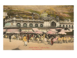 Monte Carlo, Paris Coffee House Prints