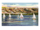 Buffalo Lake, Amarillo, Texas Prints