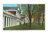 University of Virginia, Charlottesville, Virginia Art
