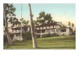El Encanto Hotel, Santa Barbara, California Posters