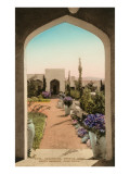 Samarkand Persian Hotel, Santa Barbara, California Prints