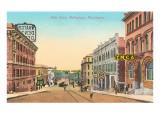 Holly Street, Bellingham, Washington Prints