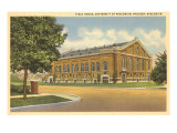 Field House, University of Wisconsin, Madison Posters
