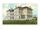 The Breakers, Vanderbilt House, Newport, Rhode Island Posters