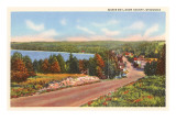 Sister Bay, Door County, Wisconsin Print