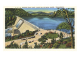 TVA Norris Dam, Tennessee Posters