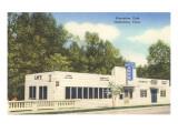 Riverview Cafe, Gatlinburg, Tennessee Art