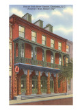 Dock Street Theatre, Charleston, South Carolina Prints