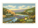 Harper's Ferry, West Virginia Posters
