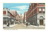 Eighth Street, Chattanooga, Tennessee Prints