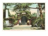 Washington's Tomb, Mt. Vernon, Virginia Posters