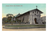 Mission Dolores, San Francisco, California Prints