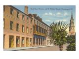 Dock Street Theatre, Charleston, South Carolina Prints