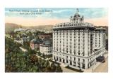Hotel Utah, Salt Lake City, Utah Posters