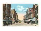 Main Street, La Crosse, Wisconsin Art