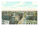 View over Charleston, South Carolina Print