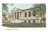 Public Library, Green Bay, Wisconsin Print