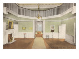 Entrance Hall, Monticello, Charlottesville, Virginia Prints