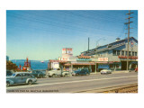 Ivars am Pier 54, Seattle, Washington Poster