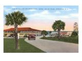Pavilion, Isle of Palms, Charleston, South Carolina Prints