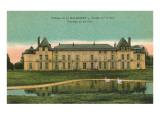 Chateau de La Malmaison, France Art