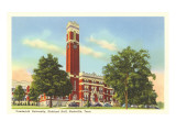 Vanderbilt University, Nashville, Tennessee Prints