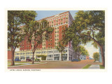 Hotel Lorain, Madison, Wisconsin Prints
