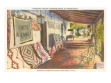 Ramona's Marriage Place, Old Town, San Diego, California Prints