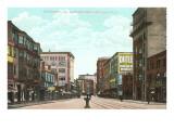Weybosset Street, Providence, Rhode Island Prints