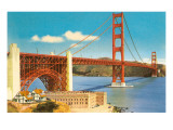 Golden Gate Bridge, San Francisco, California Prints