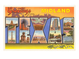 Greetings from Midland, Texas Photo