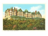 Hotel Tacoma, Tacoma, Washington Poster