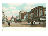 Broad Street, Richmond, Virginia Prints