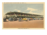 Atlantic Pavilion, Folly Beach, South Carolina Prints