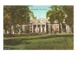 Monticello, Charlottesville, Virginia Posters