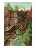 Lookout Mountain Incline, Chattanooga, Tennessee Poster