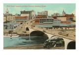 Viaducto de la calle principal, Houston, Tejas Pósters
