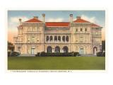 The Breakers, Vanderbilt Residence, Newport, Rhode Island Posters