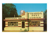 Trading Post Curio Shop Prints