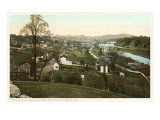 James River, Lynchburg, Virginia Posters