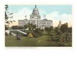 State Capitol, Providence, Rhode Island Posters