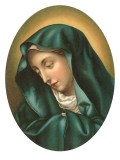 Madonna of the Dito by Dolci, Florence Poster
