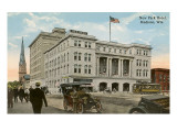New Park Hotel, Madison, Wisconsin Print