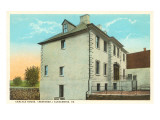 Carlyle House, Alexandria, Virginia Art