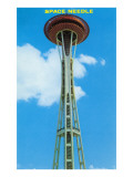 Space Needle, Seattle, Washington Posters