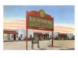 El Rancho Motel Posters